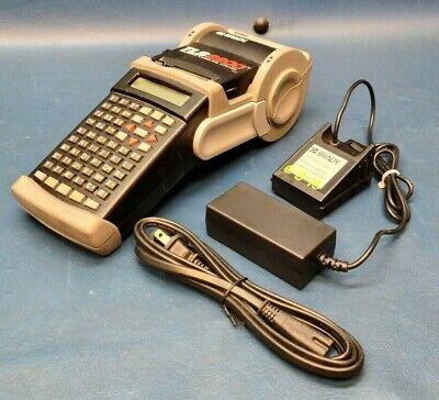 Brady Tls 2200 Handheld Portable Thermal Printer Label Maker Tested Working.