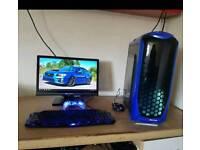 Custom Gaming PC i5 3570k 8gb Ram