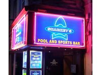Waitress/Bar Staff Required @ The Brand New Sharkeys Sports Bar Bournemouth, Full and Part Tme