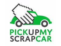 Cash Paid For Your Scrap Vehicles CARS VANS MOTORCYCLES 4x4's Same Day Collection CALL APEX Today