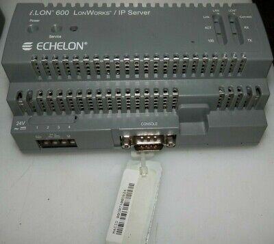 New Echelon I.lon 600 Lonworks Ip Server 72603 - Tpft-10 Channel