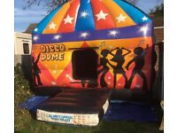 Bouncy Castle Hire Adults Childrens Castles and Disco Domes Available for Hire in Essex Area
