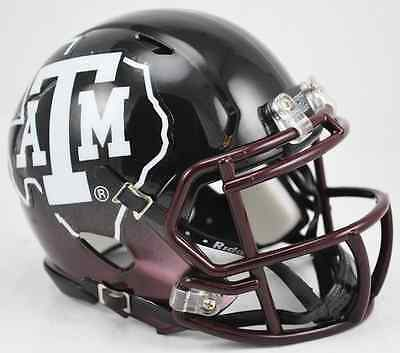 Texas A&m Decorations (TEXAS A&M AGGIES Football Helmet BIRTHDAY WEDDING EVENT CAKE TOPPER)