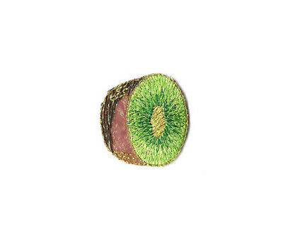 Kiwi - Fruit - Summer - Crafts - Iron On Applique Patch](Summer Crafts)