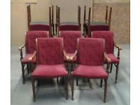 DINING CHAIRS....BARGAIN....£10.00....EACH!