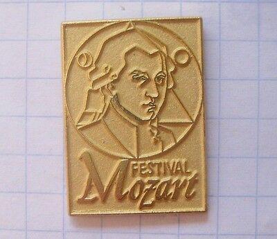 MOZART / FESTIVAL ......................... Musik-Pin (150a)