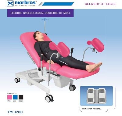 Brand New Gyne Obstetric Ot Table Electric Operation Table Delivery Bed