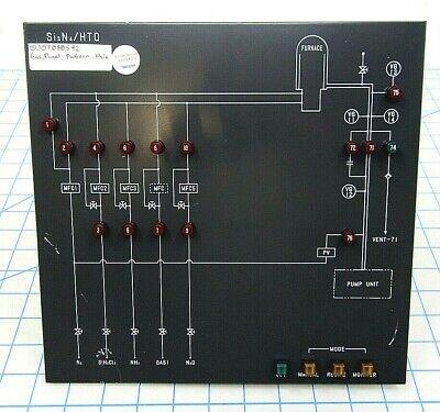 5uot080542 Gaspatternpanelthin Si3n4 Hto Kokusai Semiconductor Equipment
