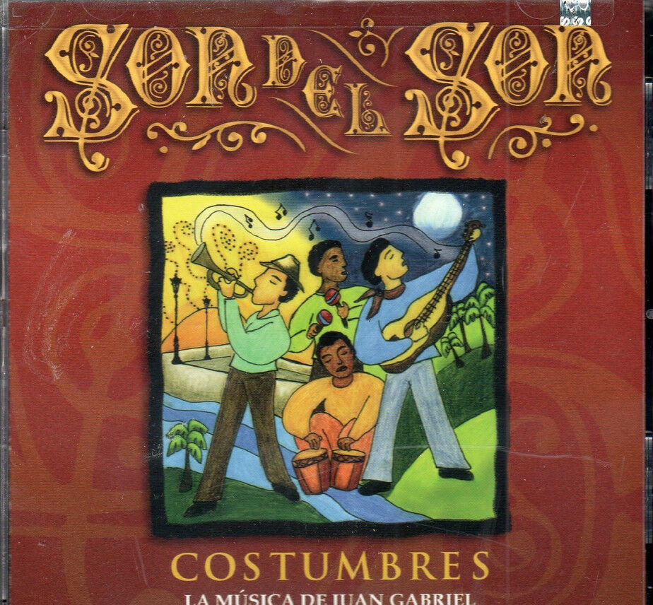 Son Del Son La Musica De Juan Gabriel Brand -sealed Cd