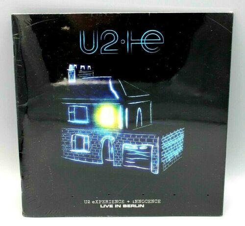 U2 eXPERIENCE + iNNOCENCE Fan Club Live In Berlin Dvd 2018