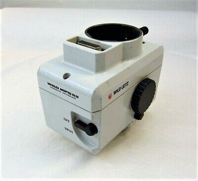 Wild Leitz Mps52 Microscope Camera Adapter