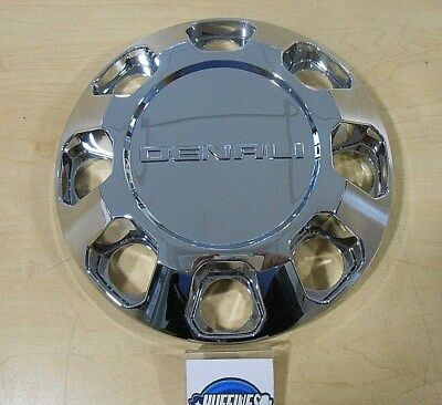 New OEM Wheel Center Cap - 2015-2019 Silverado/Sierra 2500 w/RQA (22909152)