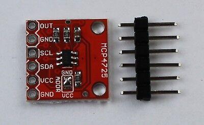 Mcp4725 I2c Dac Digital To Analog Board Module 12 Bit Resolution Usa Comb Ship
