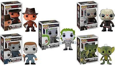 Funko Pop Horror   Sci Fi Figures   Alien  Predator  Jason  Freddy  Hannibal