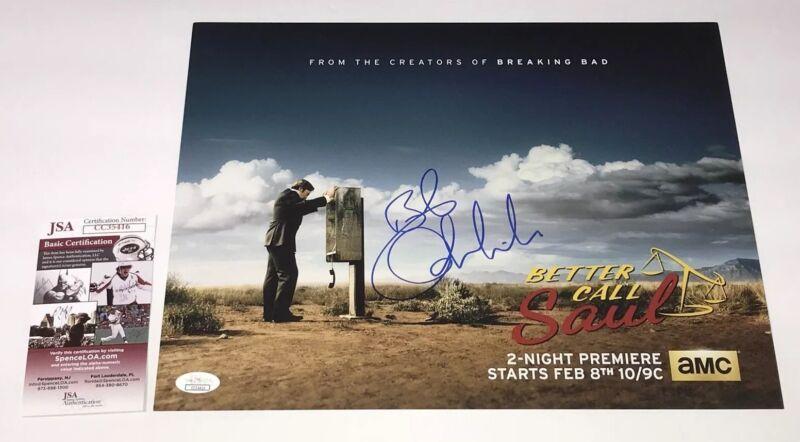 BOB ODENKIRK Signed BETTER CALL SAUL 11x14 Photo Autograph SAUL GOODMAN JSA COA