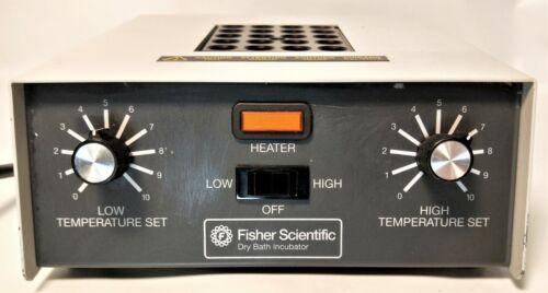 Fisher 11-718 Dry Block Heater