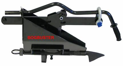 BOGBUSTER WINCH GROUND ANCHOR RECOVERY OFF ROAD 4X4 4WD ROPE NEW Beldon Joondalup Area Preview