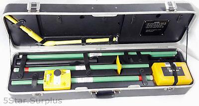 Metrohm Llt 13.8 Kv High Voltage Live Line Tester