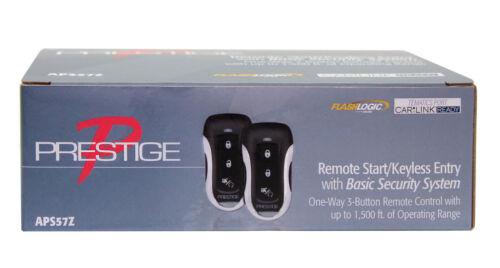 Audiovox Prestige APS57  Advanced Remote Start and Keyless Entry System-New