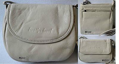 kleine Damentasche Handtasche Abendtasche Leder Umhängetasche Jennifer Jones #61
