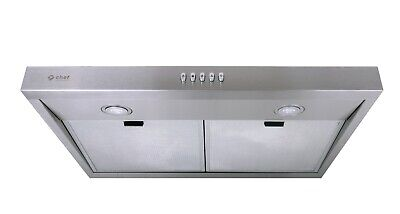 "Hauslane 30"" PS16 UnderCabinet Range Hood  6 Layers Filter Three Way Venting"