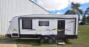 2016 19'6  SNOWY RIVER SR-19S SLIDE OUT SHOWER TOILET CARAVAN Gympie Gympie Area Preview