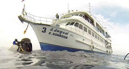 Thailand Adventure and Scuba trip - 8 - 22 NOVEMBER 2015. Melbourne CBD Melbourne City Preview