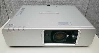Panasonic PJLink LCD Projector PT-FW300U HD WXGA Wide Screen 3500 ANSI