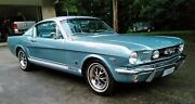 1966 Ford Mustang GT A Code Fastback Tallebudgera Gold Coast South Preview
