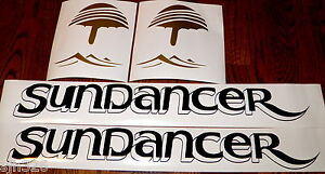 Sea-Ray-Sundancer-Decals-with-fake-drop-shadow-free-shipping-LARGE