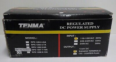Tenma 72-6622 Regulated Dc Power Supply