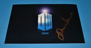 JOHN-HURT-GENUINE-AUTHENTIC-HAND-SIGNED-AUTOGRAPH-6x4-PHOTO-DOCTOR-DR-WHO-COA