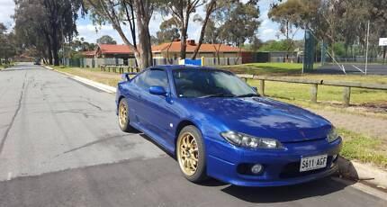 Nissan Silvia S15 JDM Spec R