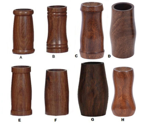 Bb Clarinet Barrel Cocobolo Wood Set of 8 Different Styles and Sound Sib Klarnet