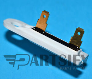 NEW PART 3392519 WHIRLPOOL KENMORE ROPER DRYER THERMAL FUSE REPLACES AP3132867