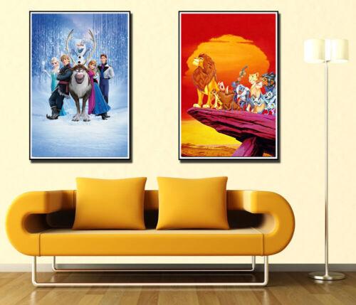 Travis Scott Astroworld Poster Wall Art Fabric Home Deco HD Print 24x24 inch