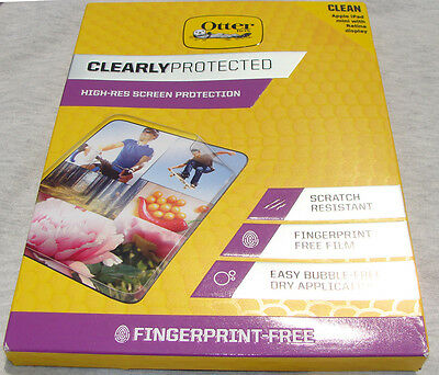 OtterBox ClearlyProtected  Clean Screen Protector for Apple iPad mini Retina Dis