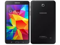 "Samsung galaxy tab 4, 7"" good condition £80 fixed price"