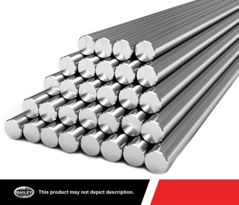 "Steel Assembly Rod(Pre Cut Chrome Rod): 1 3/4 OD, 24"" Long, CPO 1045 75Y, 784529"