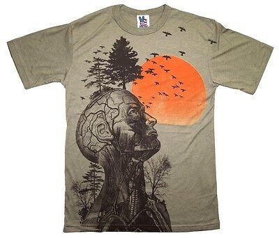 Junk Food Menschen- Baum The Hangover Zoll Alan Film Kostüm T-SHIRT Hemd (Junk Food Kostüm)
