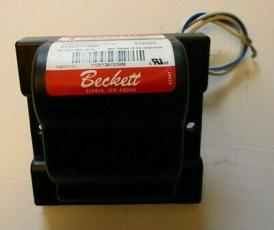 Beckett 51771u 51824u Electronic Oil Igniter Transformer - 120v