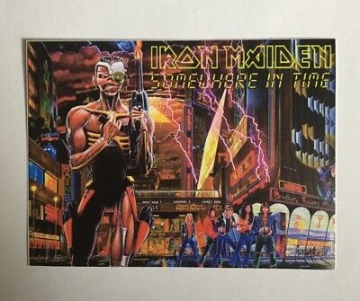 Наклейки и рисунки Iron Maiden Sticker