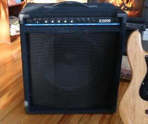 Ampli de Basse Yorkville Bass Amp 200 watts RMS
