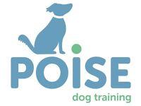 Poise Dog Training - Dog Training Lessons