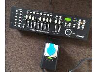 Visage DMX Lighting Desk & Mini Dimmer