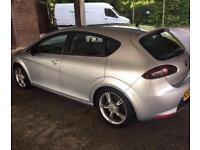 2008 SEAT LEON 1.9 TDI REFERENCE NEW CLUTCH AND FLYWHEEL FR ALLOYS LOW MILEAGE