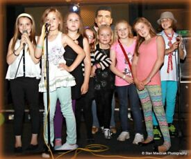 Children's, Teenage and Adult Party Venue. Recording Studio Disco Party.
