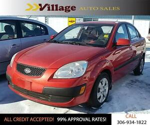 2007 Kia Rio EX Heated Seats, Digital Audio Input, Pioneer CD...