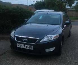 Ford Mondeo 2 litre TDCI with tow bar
