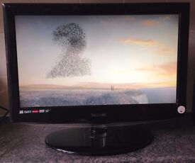 """19"""" Technika TV with built in freeview"""